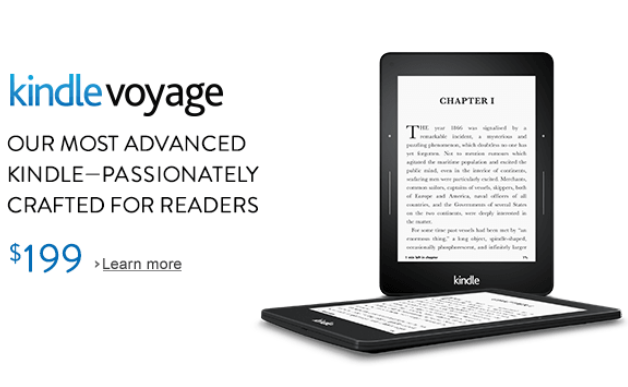 how to delete books from kindle voyage