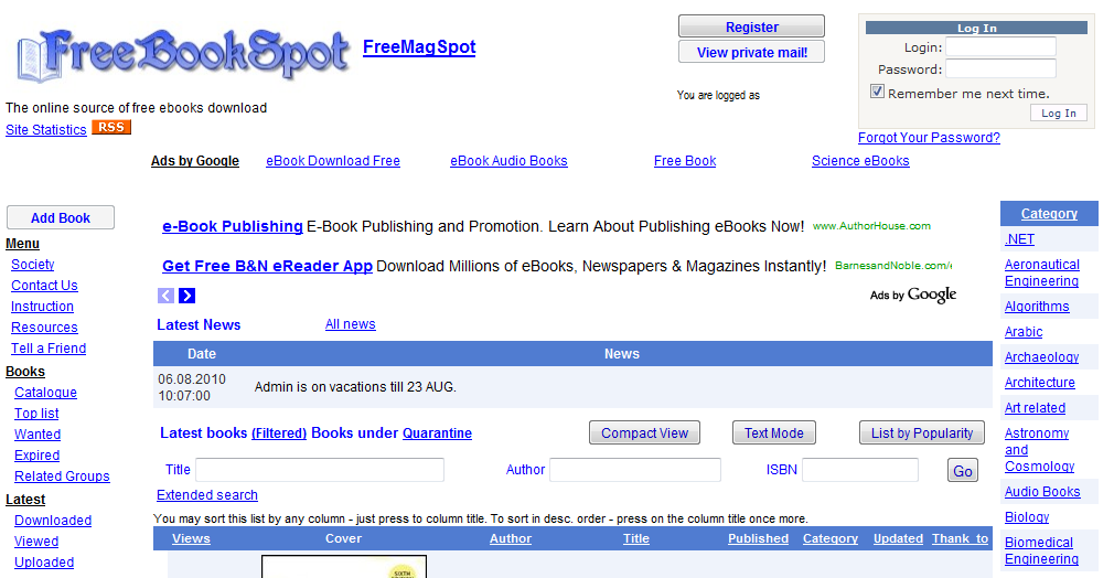 best website to download books in pdf
