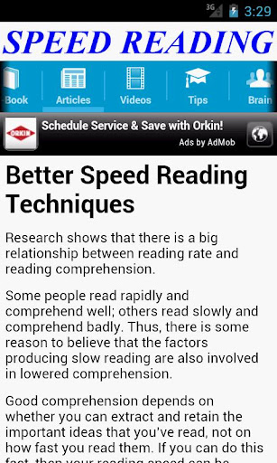 5 Cool Speed Reading Apps for Android - Best eBook Readers