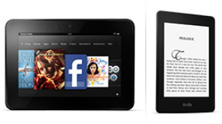 Amazon Makes No Money On Kindle Fire and Kindle Paperwhite