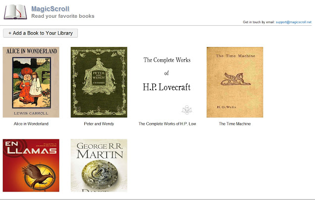 how to read epub on chrome