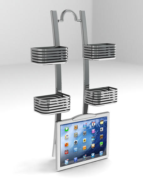 splash rack