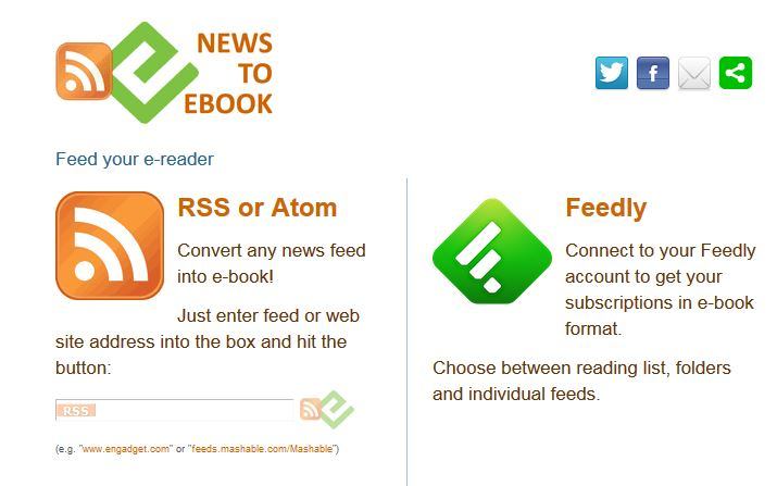 news to ebook