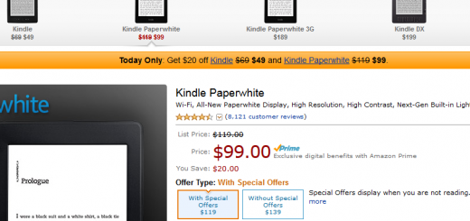 kindle paperwhite Archives - Best eBook Readers