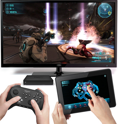 fire game controller