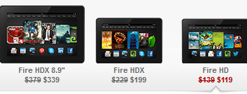 kindle fire father's day